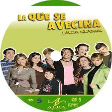 "ESPAÑA,""LA QUE SE AVECINA""1RA, 2DA, 3RA, 4TA, 5TA, 6TA, 7MA, 8VA, 9NA y 10MA, TE"