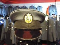 Royal Air Force No,1 Dress Uniform Cap Hat & RAF ATC CCF Badge Choose Size