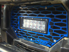 Polaris RZR Grill with LED Light Bar Included (P/N 13058)