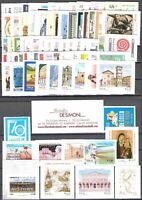 2016 der Republik Italien, Italy, Briefmarken Neu, Jahrgang Komplett 78 Werte