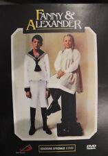 FANNY & ALEXANDER RARE INGMAR BERGMAN OOP DELETED RARE MOVIE REGION 2 PAL DVD