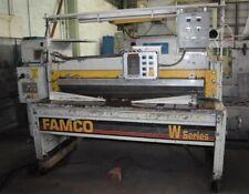 6 X 14 Famco E13754 272 Series W Mechanical Power Squaring Shear 29216