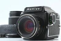 【N MINT w/ Waist Level Finder】 Mamiya M645 + C 80mm F2.8 & 150mm From JAPAN 2166