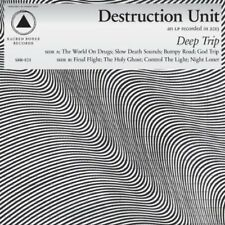 Destruction Unit - Deep Trip [New CD]