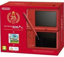 Nintendo DSi XL Console Mario 25th Anniversary Limited Edition Ultra RARE