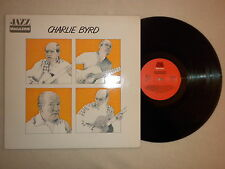 "LP CHARLIE BYRD ""Jazz magazine"" MILESTONE 0041.106 µ"