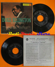 LP 45 7'' DUKE ELLINGTON ORCHESTRA Blues i love sing Harlem river RCA cd mc dvd