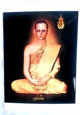 Bild picture König King Bhumibol Adulyadej RAMA IX Thailand 15x10 cm  (s18