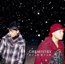 The Chemistry, Chemi - Koisuru Yuki Aisuru Sora [New CD] Japan - Import