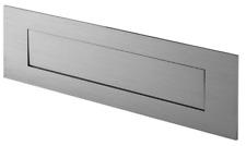 Sandleford W250 X H70MM Lettre Plaque Box 250 Mm Acier Inoxydable Résistant à la pluie