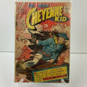 Cheyenne Kid CDC Vol 1 No. 54 Jan 1966 Vintage Comic Book
