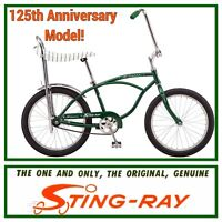 Schwinn StingRay Retro Vintage Classic Bicycle Sting Ray Boys Bike Green New