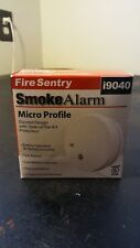NEW FIRE SENTRY i9040 MICRO PROFILE SMOKE ALARM DETECTOR FAST-FREE SHIPPING