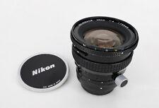 Nikon Nikkor PC 28mm F4 Shift Lens Objektiv