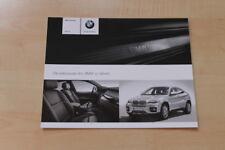 84249) BMW X6 - individual - Prospekt 02/2008