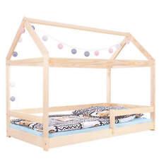 Cama infantil cama de madera casa-Optik cama bastidor escandinavo Design somier