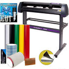 "34"" USCutter MH 871 Vinyl Cutter Value Kit w/ VinylMaster Design & Cut Software"