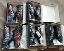 Adidas F50 Tunit Soccer Football Boot Cleats US 6.5, 7, 13 silver/black red/gray
