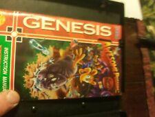 Awesome Possum Kicks Dr. Machino's Butt (Sega Genesis, 1994)
