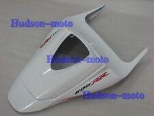 Rear Tail+Seat Cover Fairing For HONDA CBR600RR 2007-2012 CBR 600RR 07 08 White