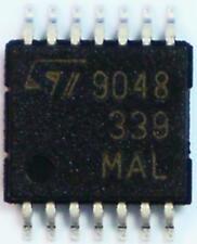 25 X STMicroelectronics LM339PT Quad Comparador CMOS/TTL O/P 1.3μs 2-36V TSSOP 14