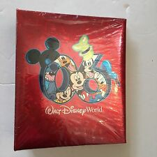 Walt Disney World 2006 Official Photo Album Holds 100 Pictures -- NEW SEALED