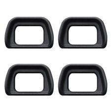4 Stück Okular Augenmuschel Sucher zum Sony A6300 A6000 A5000 A5100 NEX7 / 6