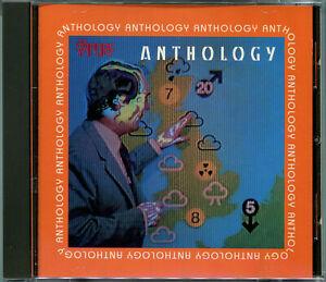 "VAPORS ""Anthology"" CD"