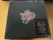 Michael Jackson ‎– Bad 25 88725400952 US CD+DVD  Box Set, Deluxe Edition SEALED