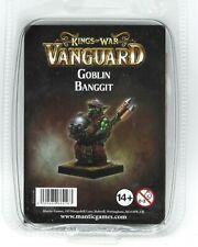 Kings of War Vanguard Mgvag201 Banggit (Goblin Support Pack) Explosives Mantic