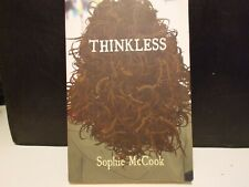 Thinkless  SIGNED Sophie McCook  PB