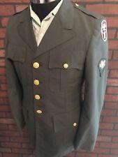 US Army Green Dress Uniform Jacket Shirt Pants