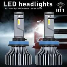 9000Lm Cree  00004000 Led H11 Fog Light Kit Bulbs Lamp Xenon White 6000K High Power H9 H8