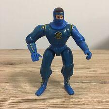 "Blue Power Ranger Movie 5"" Billy Cranston Ninja Ranger Action Figure Bandai 1995"