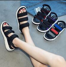 New Women's Sandals Strappy Gladiators Flat Platform Sport Sneakers Summer Shoes