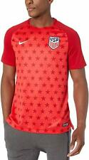 Nike Team USA Soccer Team Training Jersey Red 893367-688 Men's Size XL