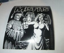 MISFITS STICKER NEW 2014 VINTAGE OOP RARE COLLECTIBLE