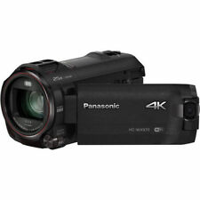 Panasonic HC-WX970 4K Ultra-HD Camcorder with Twin Video Camera  NEW IN USA