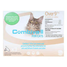 Combiva Ii, Cats Over 9lbs - 3 month, same active ingredients as Advantage Ii