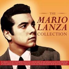Mario Lanza Collection - Mario Lanza (2015, CD NEU)4 DISC SET