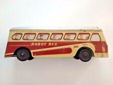 Windup Metal Bus Woodhaven