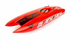 Pro Boat Blackjack 29 Catamaran R/C Boat Hull And Canopy Orange PRB4085