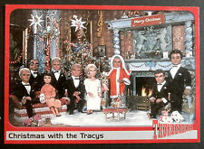 THUNDERBIRDS PREMIUM - Ultra Rare R1 - Christmas With The Tracy's - Cards Inc.
