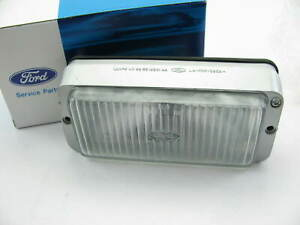NOS Drivers Side Fog Lamp Light - 1988-1989 Merkur Scorpio E7RY-15200-B (left)
