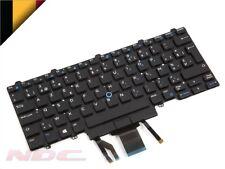 NEW Dell Latitude E7450/E7470/7480/7490 2-Point BELGIAN Backlit Keyboard 0RPTG6