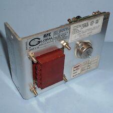 GFC HAMMOND GLOBAL SERIES 12V 1.7A DC POWER SUPPLY GHOF1-12 *PZF*