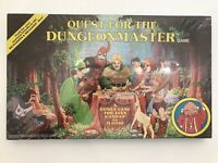RARE Factory Sealed 1984 Quest for the Dungeonmaster Board Game by TSR