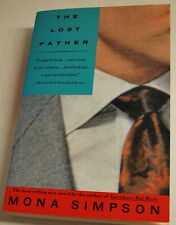 """Steve Jobs Sister Mona Simpson """" The Lost Father""""  Signed By Author"""