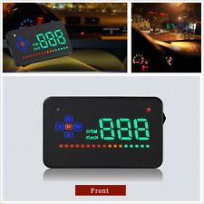 "3.5"" Speed Projector GPS Digital Car HUD Windshield Head Up Display Speedometer"