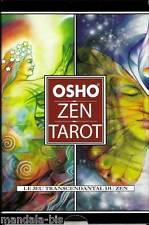 Coffret OSHO Zen Tarot - 79 Cartes et Livre 176 Pages (Ed. Française)